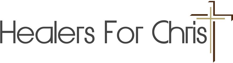 Healers for Christ logo larger
